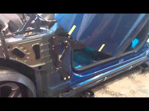 2010 Camaro Lambo Door Hinge In Action Youtube