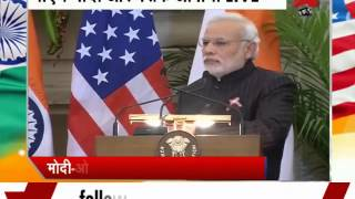 PM Modi, US Prez Barack Obama