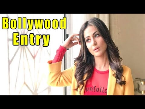 Hina Khan Will Be Doing Bollywood Debut | #tellybytes