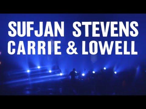 """Sufjan Stevens, """"Carrie & Lowell"""" (Live)"""