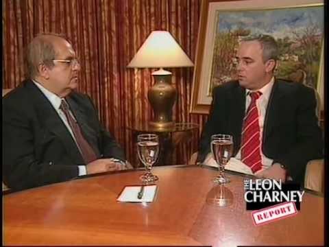 Yuvual Steinitz 8/29/04 | Charney Report