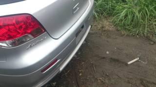 Видео-тест автомобиля Mitsubishi Airtrek (CU4W-0202144 2003) серебро