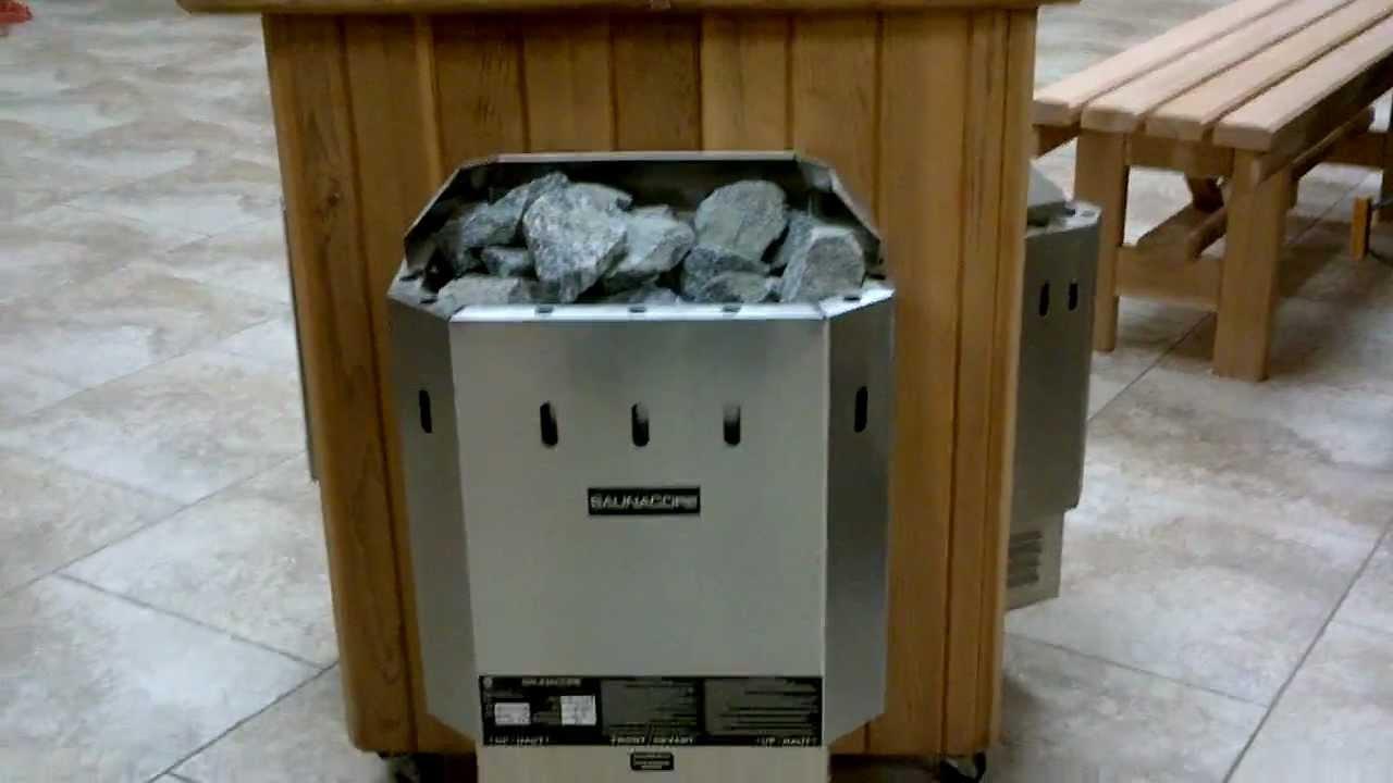 saunacore electric sauna heater