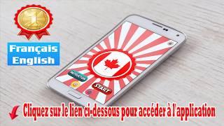 Examen de Citoyenneté Canadienne Gratuit Application Test de citoyenneté canadienne