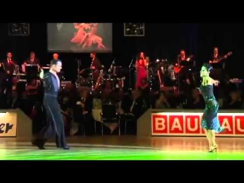 WDC European Championship Professional Latin 2011