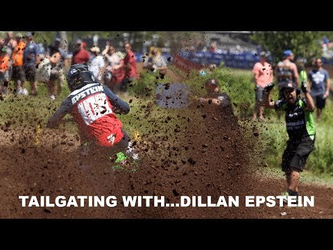 Tailgating with...Dillan Epstein | Scott Sports Canada