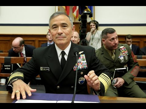 Thumbnail: US invasion of North Korea 'not off the table' - head of Pacific Command