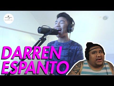 Darren Espanto - Despacito by Luis Fonsi [MUSIC REACTION]