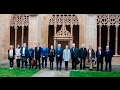 José Ignacio Ceniceros participa en la reunión del Patronato de Santa María la Real