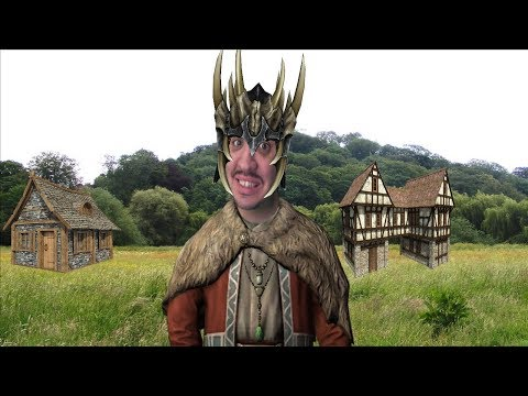 EMPIRES AND TRIBES | being a mayor of a medieval town