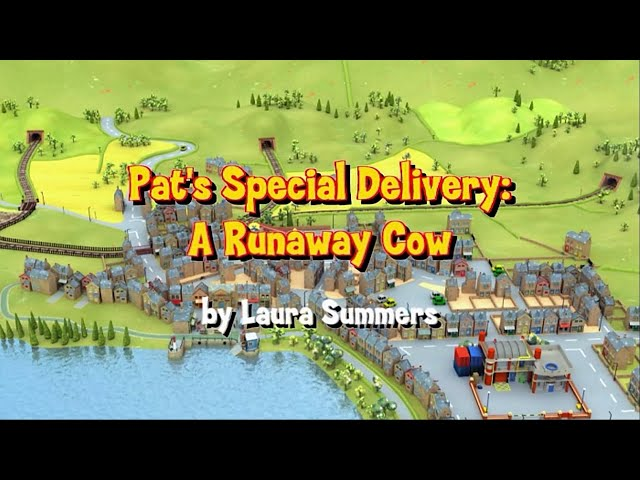 Pieter Post - Seizoen 9 - Afdeling Speciale Pakketjes - Aflevering 1 - De ontsnapte koe