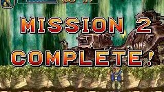 Metal Slug Advance -Gba Mission 2