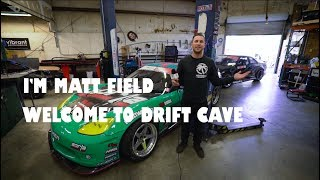 homepage tile video photo for DRIFT CAVE with Matt Field - Shop Shifts