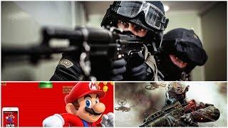 Анонс шутера про российский спецназ, Super Mario Run бьёт рекорд | Игровые новости