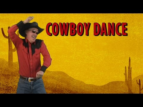 Cowboy Dance | Brain Breaks | Cowboy Dance Song | Jack Hartmann