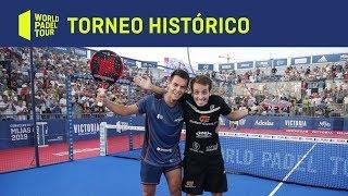 El torneo histórico de Coki Nieto y Javi Rico | World Padel Tour