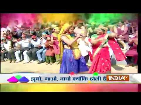 Malini Awasthi | Folk Of India | Holi Khele Raghuveera | Indian Festival
