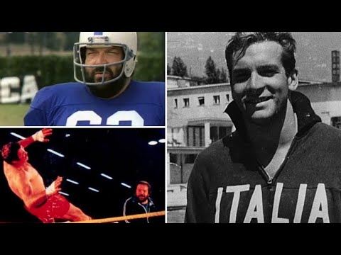 Bud Spencer (Carlo Pedersoli) -  Video tribute