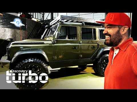 Transformando el Jeep de Ricky Muñoz | Texas Trocas | Discovery Turbo