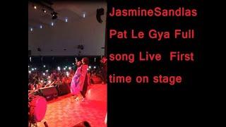 Jasmine sandlas live Australia| PAT LE GYA FULL SONG