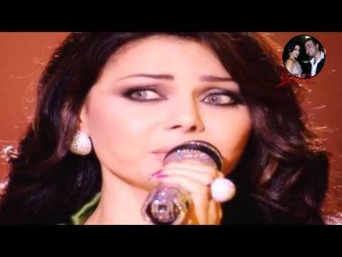Haifa Wehbe Featuring Hicham Abbas in Taratata Dakhl 3younak 7akina HD !