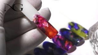 Уникальный маникюр маркерами (техника выполнения) / Unique manicure by markers (Technique)(Все о ногтевом мире - обучающие видео по наращиванию акрилом и гелем, правила правильного выполнения маникю..., 2015-12-01T16:54:50.000Z)