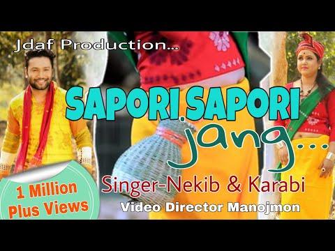 Sapori Sapori Jang| Nekib|Karabi| Assames Latest music video