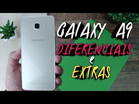 GALAXY A9 E SEUS DIFERENCIAIS O SMARTPHONE GRANDE DA SAMSUNG