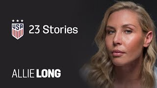One Nation. One Team. 23 Stories: Allie Long