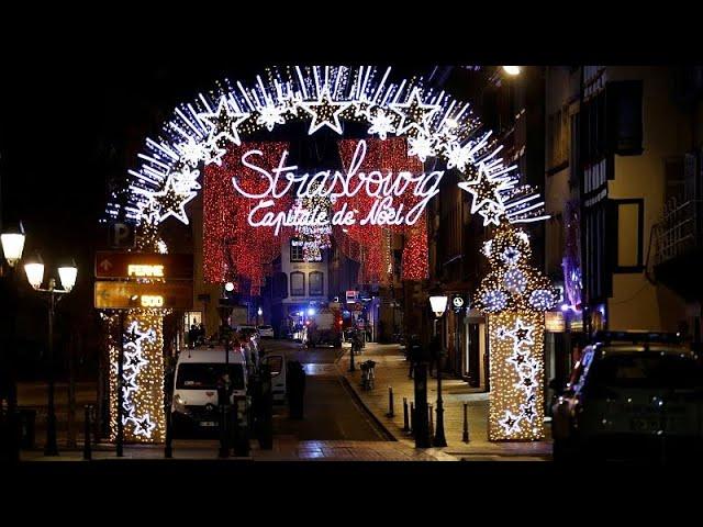 Strasbourg attack: France's threat level raised