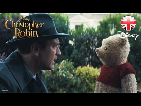 CHRISTOPHER ROBIN | New Trailer | Official Disney UK