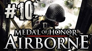 Medal Of Honor Airborne Game Play - Episode 10 - One Hour Episode! + The End