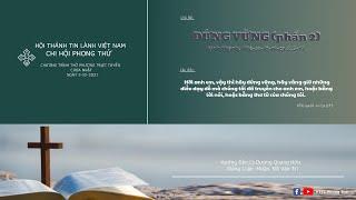 HTTL PHONG THỬ - Chương Trình Thờ Phượng Chúa - 03/10/2021
