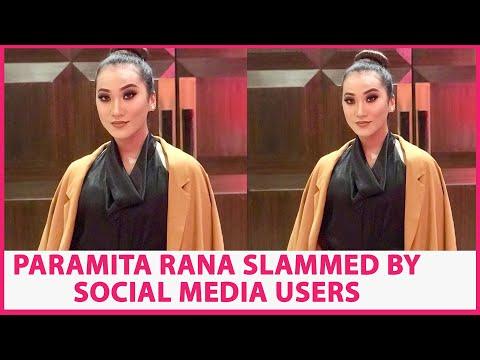 Paramita RL Rana Slammed By Social Media Users For Her Sadist Comment In Tiktok Paramita Apologized