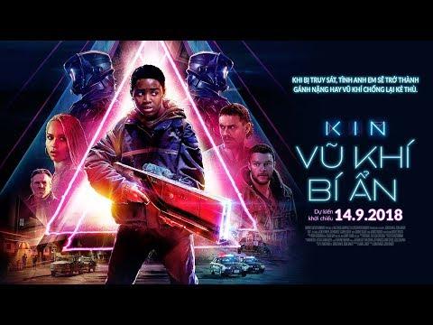 KIN VŨ KHÍ BÍ ẨN OFFICIAL TRAILER   LOTTE CINEMA KC 14.09.2018