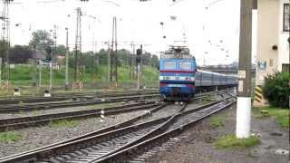 ВЛ40у 1457-1 з пас.№228 Одеса-Львів