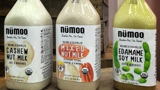 Expo East 2016 Video: NüMoo Emphasizes Innovation in Alt-Dairy