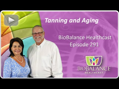 Tanning and Aging