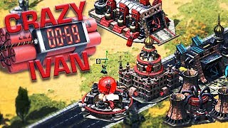 Crazy Ivan Determines a Crazy Game of Command & Conquer