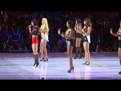 "SISTAR ""TOUCH MY BODY"" @ KCON 2015 + M! COUNTDOWN IN L.A. PT. 24/41"