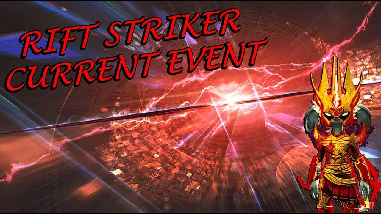 Guild Wars 2 - Rift Striker Current Event Guide - Video - ViLOOK