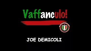 VAFFANCULO - Joe Demicoli