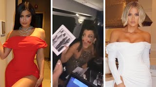 Khloe Kardashian Says Kourtney RUINED Her Oscars Night