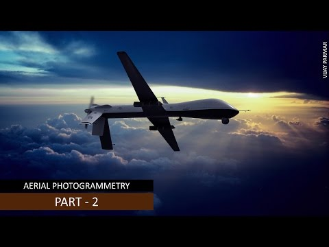 Lecture 23 | AERIAL PHOTOGRAMMETRY - Terms | PART 2