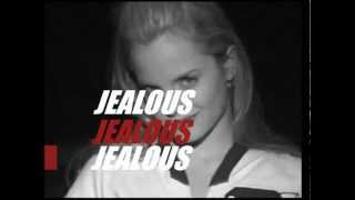 Jealous Girl - Lana Del Rey (LYRICS)