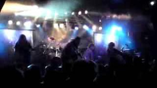 Brainstorm trinity of lust shivas tears live im Backstage 9.11.09