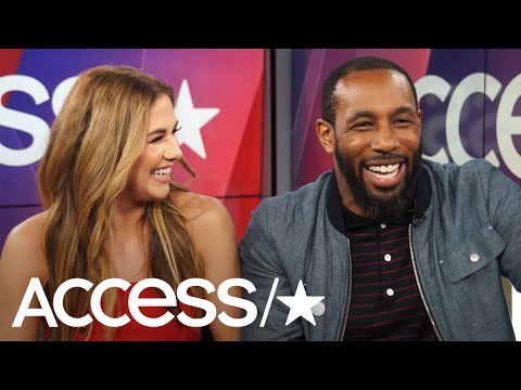 Stephen 'tWitch' Boss & Allison Holker Share Wedding Memories – Who Was 'Ugly Crying'? | Access