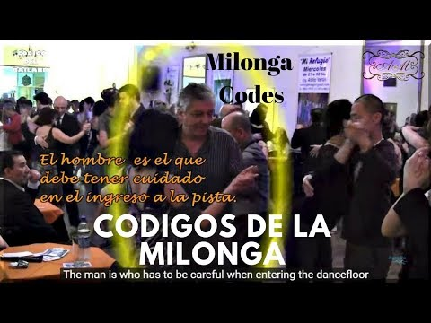 Milonga Codes from Buenos Aires