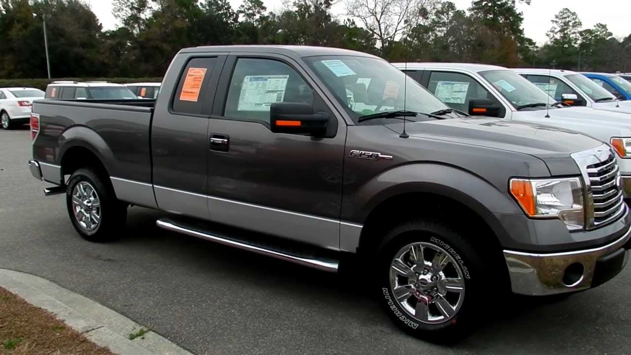 2012 ford f 150 review xlt supercab 98 over invoice ravenel ford charleston youtube. Black Bedroom Furniture Sets. Home Design Ideas