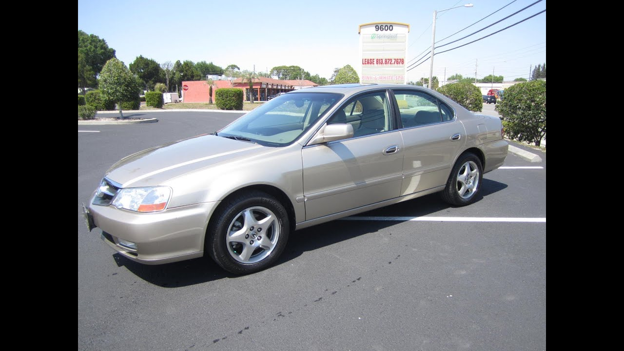 SOLD 2003 Acura TL 3.2 Base Meticulous Motors Inc Florida For Sale